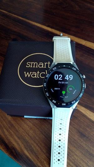 TO SWOP KW88 Smartwatch Brand new (similar to Garmin Fenix) R5500