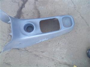 Daewoo matiz center console