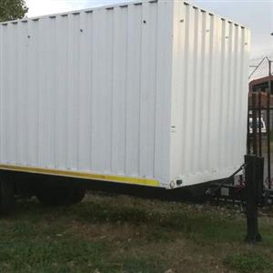 Draw Bar Trailer For Sale