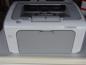 HP P1102 LaserJet  Printer- in excellent working condition