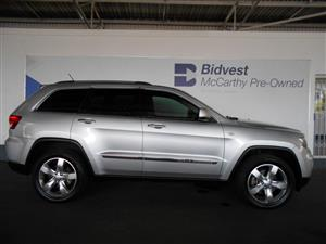 2012 Jeep Grand Cherokee 3.0L CRD Overland