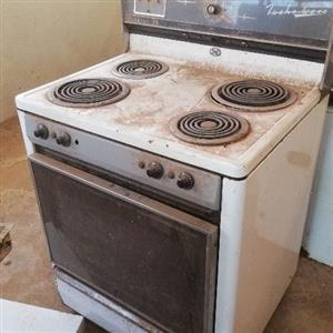 4PLATE  XTRAA LARGE STOVE