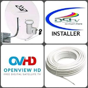 DSTV INSTALLATION SERVICES IN JOHANNESBURG- North&South