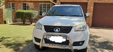 2012 GWM Steed 5 2.4L 4x4 Lux