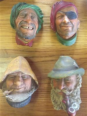 Antique Collectors' Bossons Heads