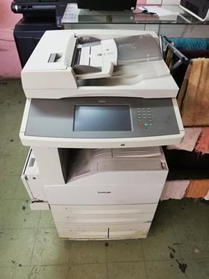 Lexmark x862de Copier/ printer