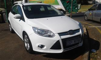 2012 Ford Focus hatch 5-door FOCUS 2.5 ST 5Dr
