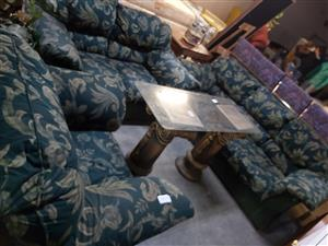 R3500 large comfy lounge suite. 3 and 2 and 1 seater