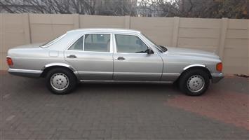 1983 Mercedes Benz 380SE