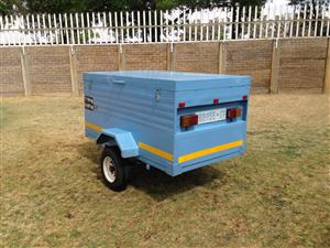cooler box trailer