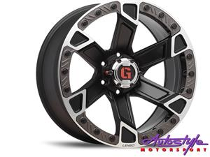 20 inch Lenso Intimid 6-139 Alloy Wheels
