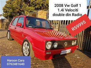 2008 VW Citi VELOCITI 1.4i
