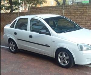 2003 Opel Corsa 1.7DTi Elegance