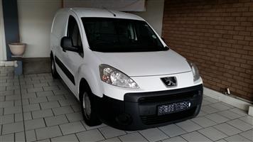 2011 Peugeot Partner 1.6
