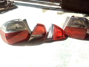 BMW 320i E90 Rear Tail Lights, Complete set for sale
