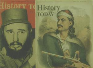 History Today 1959-1976   x116 magazines