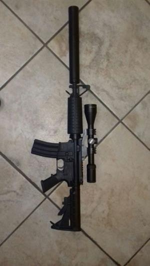 Norinco AR 15 CQA