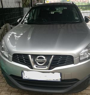 2014 Nissan Qashqai+2 2.0 Acenta