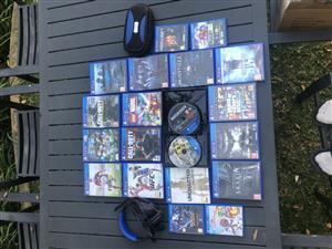 Selling PlayStation gaming bundle