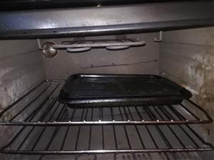 Defy hob and oven