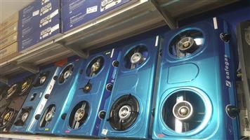 Wide range of gas hotplates