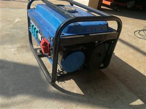 Honda 220 and 380v generator