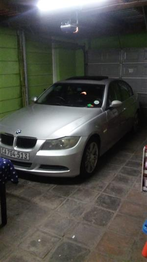 2006 BMW 3 Series sedan 330i SPORT LINE LAUNCH EDITION A/T (G20)