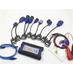 TRUCK DIAGNOSTIC NEXIQ-2 USB Link + Software Diesel Truck Interface and Software with All Installers