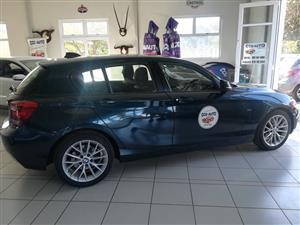 2011 BMW 1 Series 116i 5 door