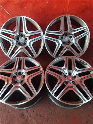MERCEDES BENZ 21INCH FOR SALE