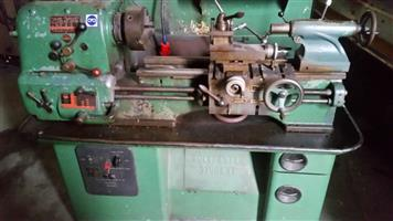 Working Student lathe R30000