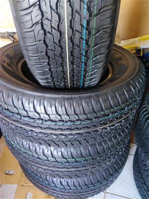 Dunlop Grandtrek AT 265/65/R17 Tyres