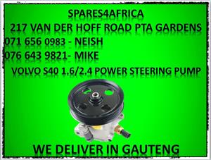 Volvo S40 1.6/2.4 Power Steering Pump For Sale