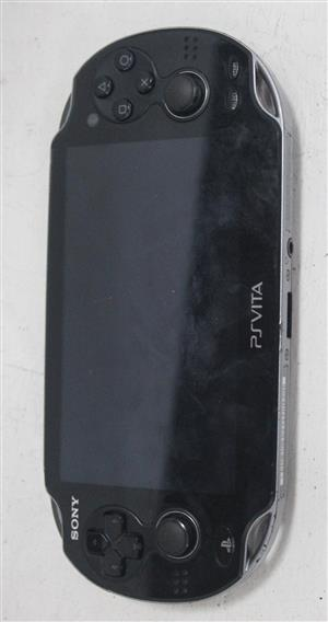 Sony ps vita w/t games charger and 8gb memory card in pouch #Rosettenvillepawnshop
