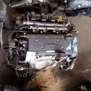 kia G4FC used engines for sale