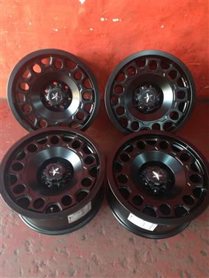 Bakkie wheels for sale 18""