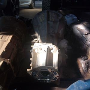 Jeep Cherokee 3.7 Auto gearbox