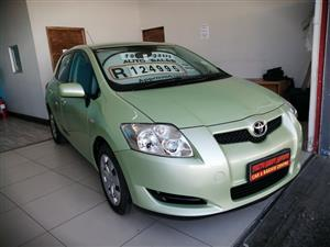 2009 Toyota Auris 1.6 RT
