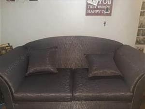 Couches with cushions