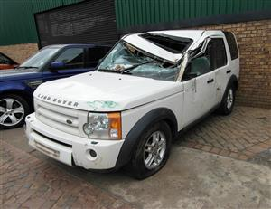 Land Rover Discovery 3 TDV6 - Stripping for Spares | AUTO EZI