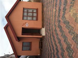 3 bedroom house for rental in soshanguve block vv