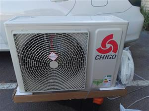 CHIGO 12000BTU AIRCON FOR SALE