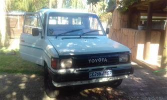 1984 Toyota Stallion 2.0 panel van