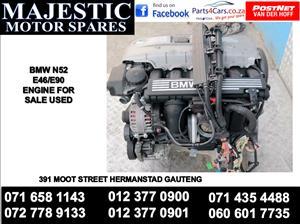 BMW N52 engine for sale