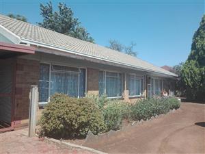 House to Rent: Bloemfontein