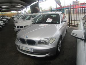 2009 BMW 1 Series 120i 3 door