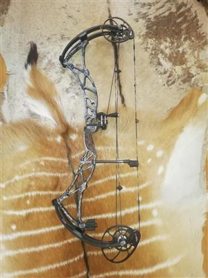 Bowtech Reign 7 Compound Bow for sale