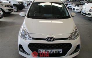2018 Hyundai i10