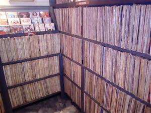 Cds and records