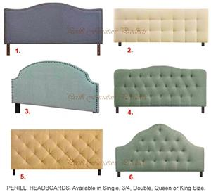 PERILLI TOP QUALITY HEADBOARDS